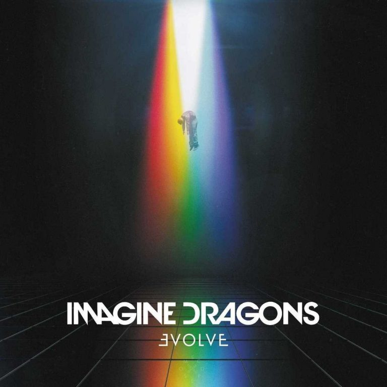 Evolve, de Imagine Dragons, disco del año 2017