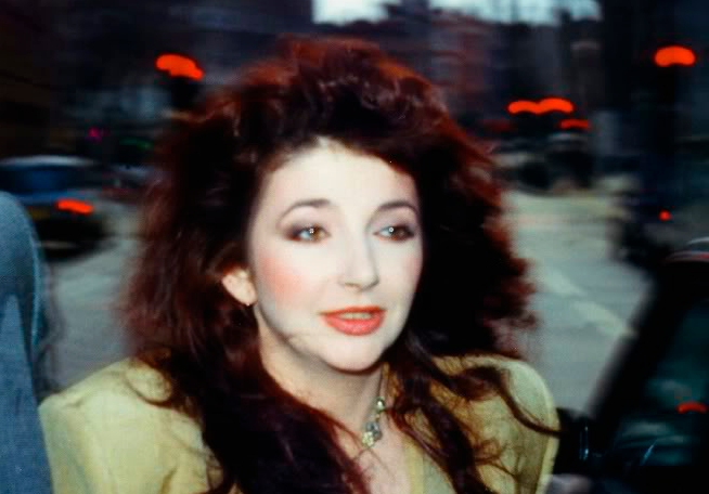 Kate Bush y la canción eterna, Wuthering heights