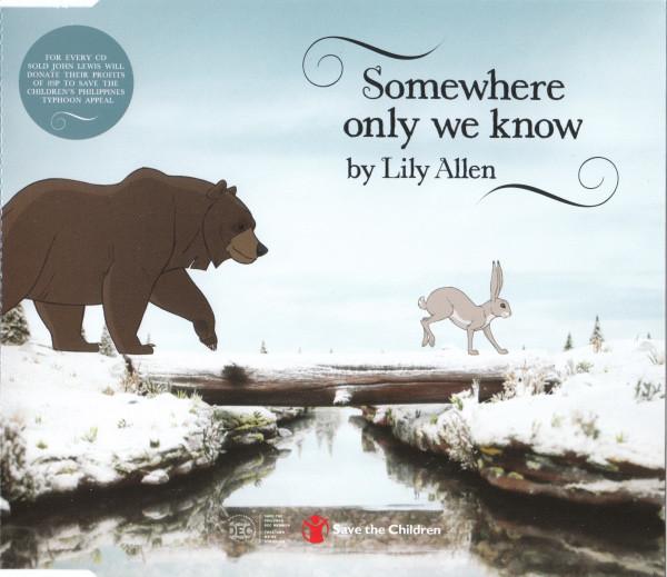 Sencillo de Lilly Allen sobre la canción