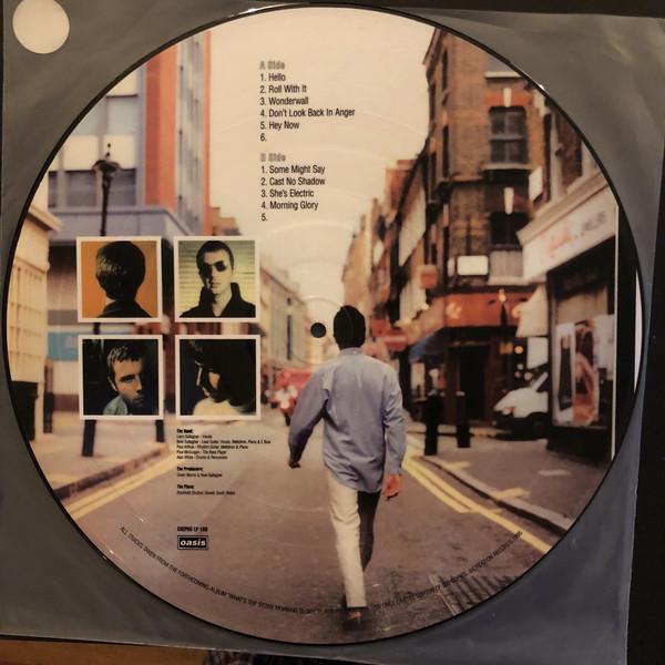 Versión alternativa del CD de Oasis