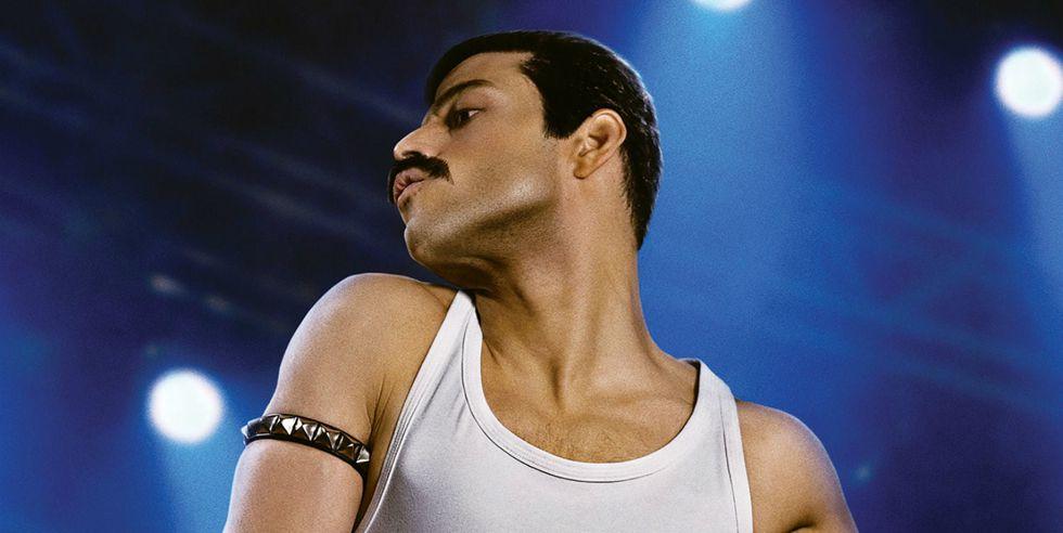 El actor Rami Malek da vida a Mercury en la película