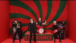 La innovación visual en Get out of your own way de U2… y muchos otros más