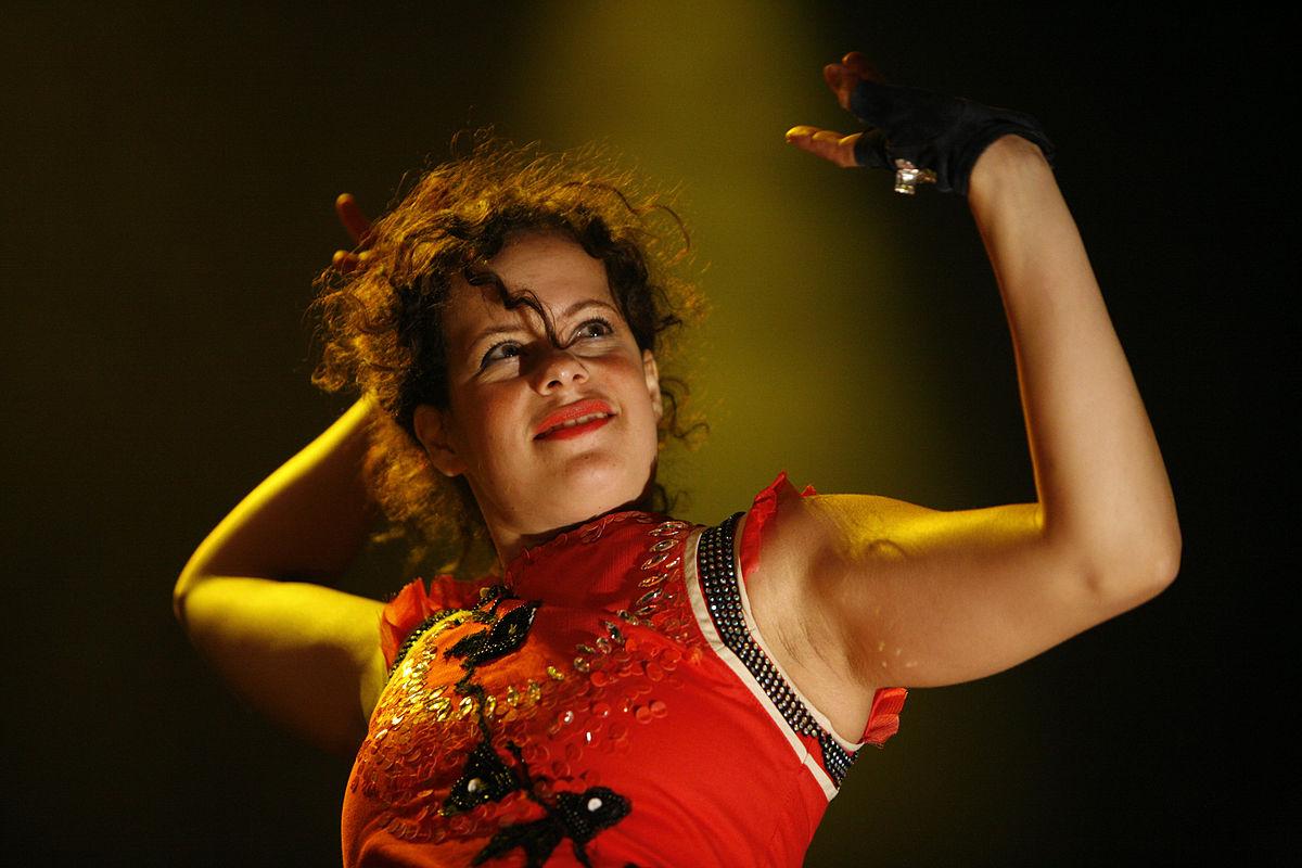 Régine Chassagne, de Arcade Fire