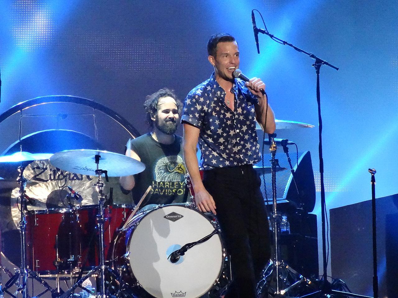 Concierto de The Killers en Parl Live