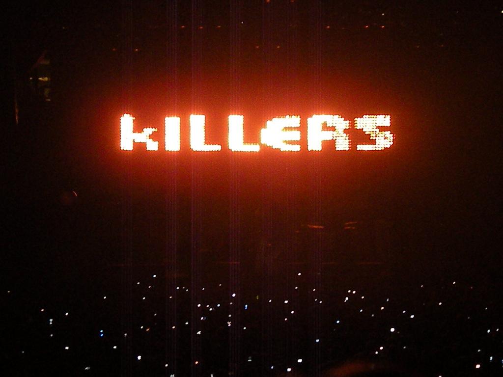 Imagen logo Killers concierto