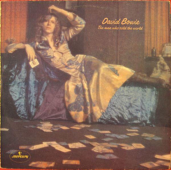 Portada de Bowie