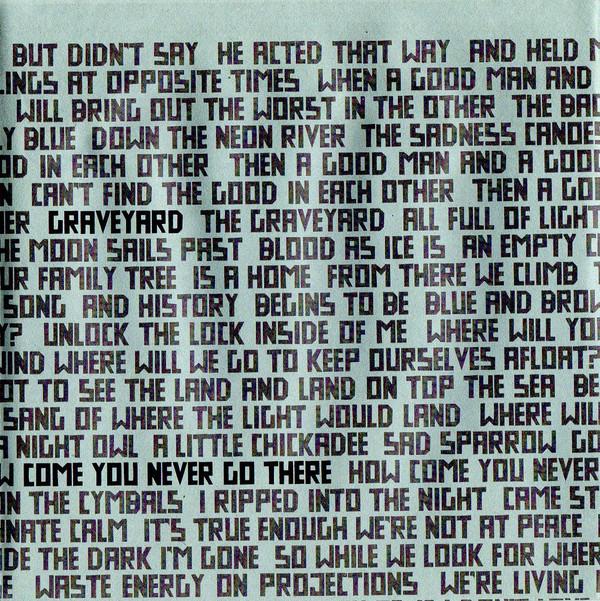 Letra de Graveyard