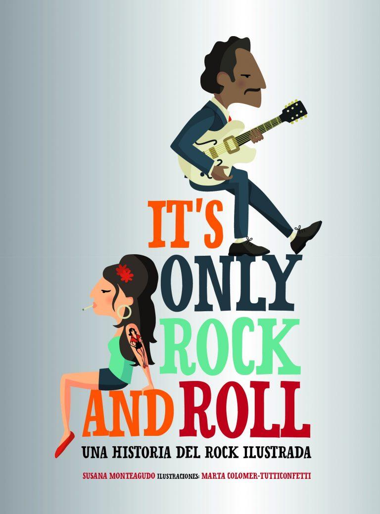 Reseña de la historia del rock ilustrada de Lunwerg