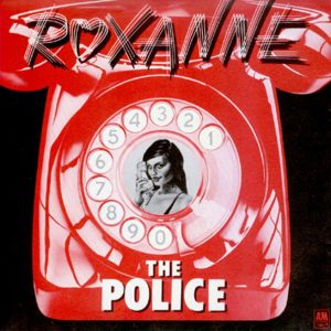 Caratula del single Roxanne