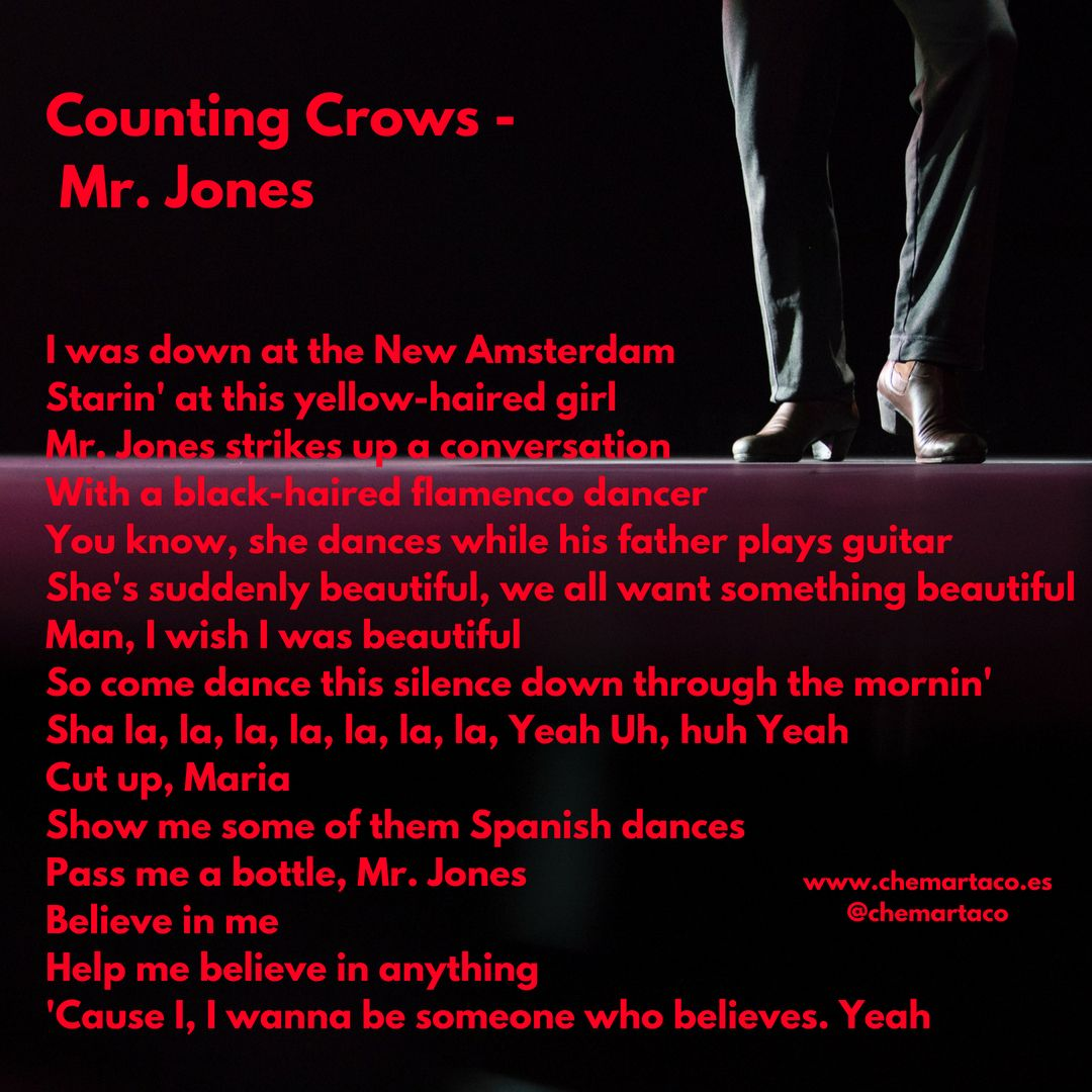 Mr Jones tip de instagram