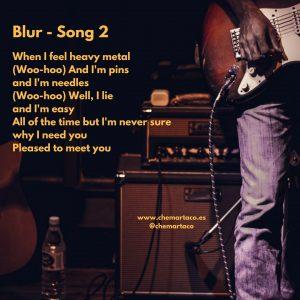 Tip de instagram de la canción Song 2