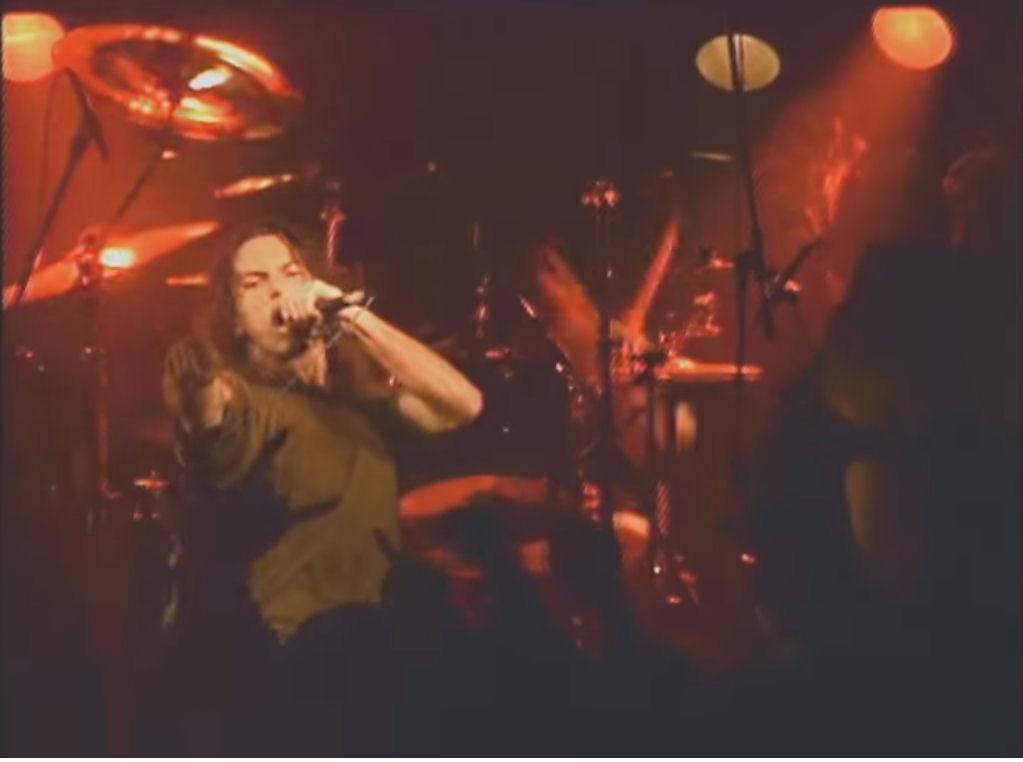 Concierto de Pearl Jam en Madrid (1992)