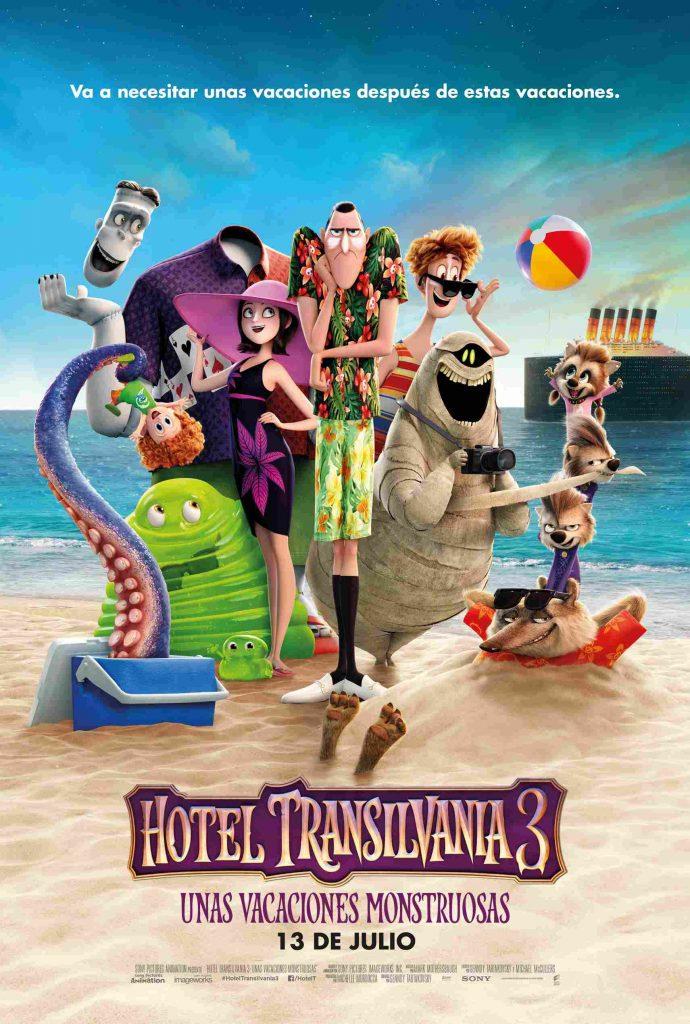Póster Hotel Ttransilvania3