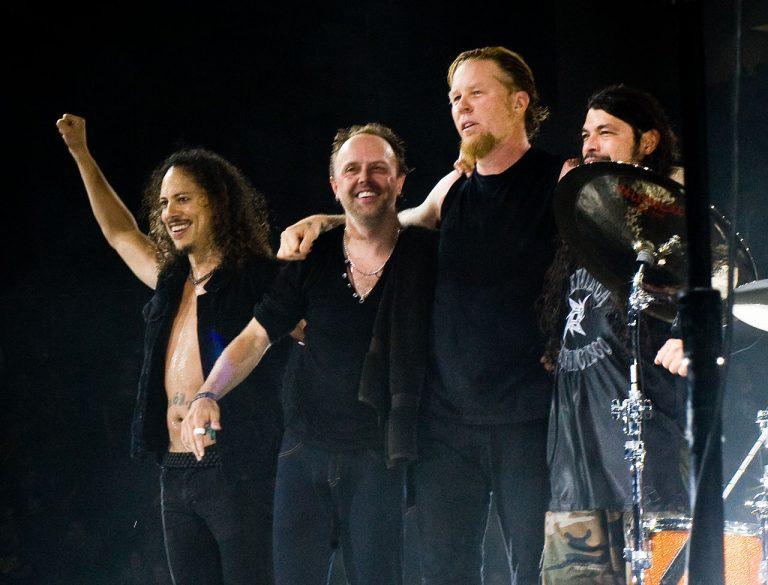 El disco negro de Metallica: un hito en el inicio de los 90