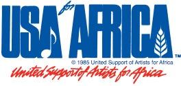 Logotipo de We are the world