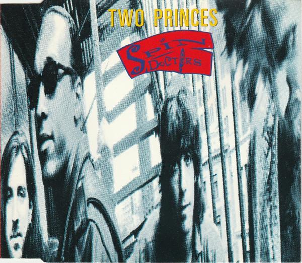 Carátula del sencillo Two Princes