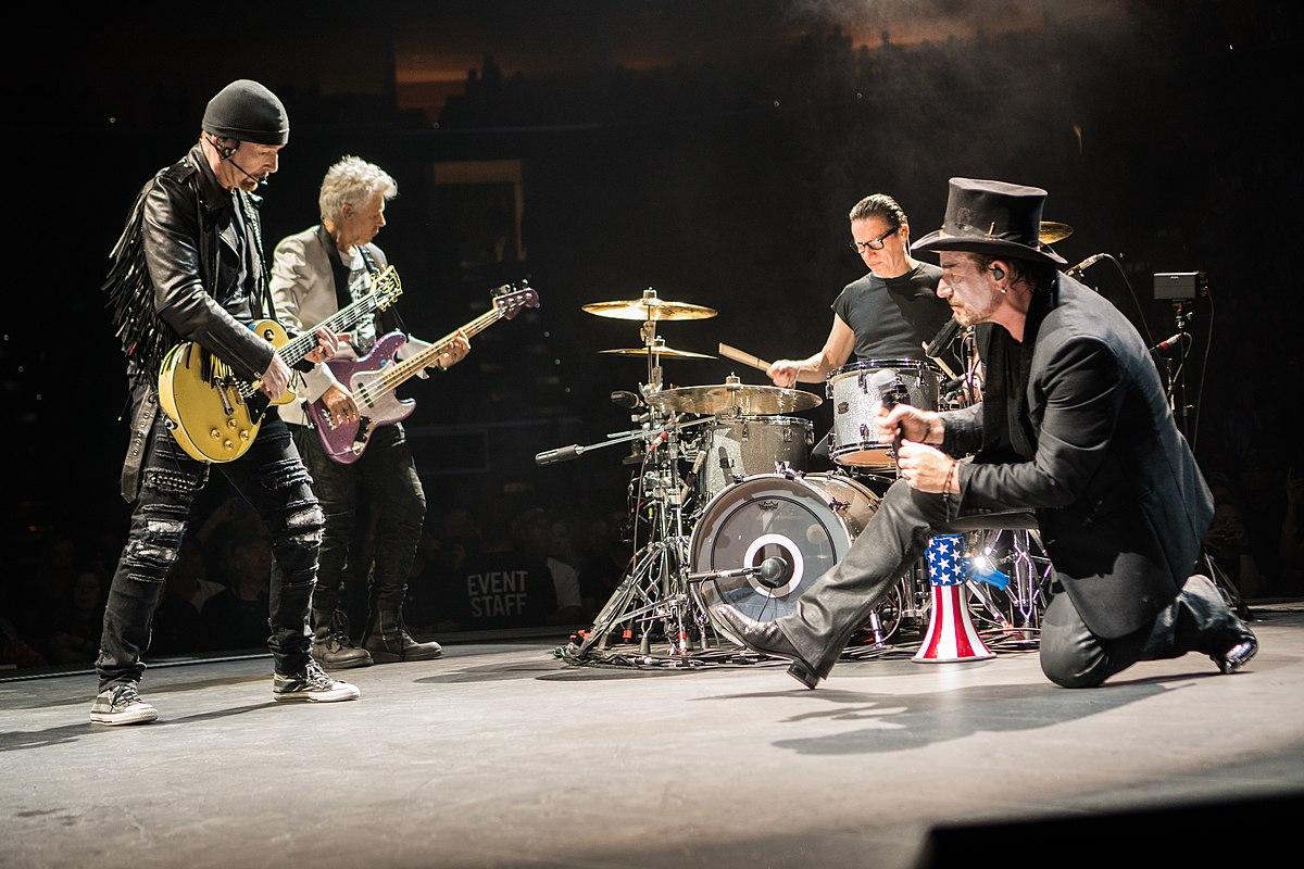 Guía para el concierto de U2 en Madrid 2018