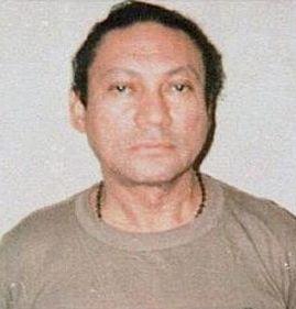 El militar Manuel Noriega