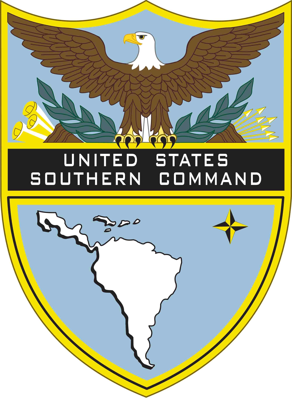 Logotipo del Comando más al Sur de los Seal de los US