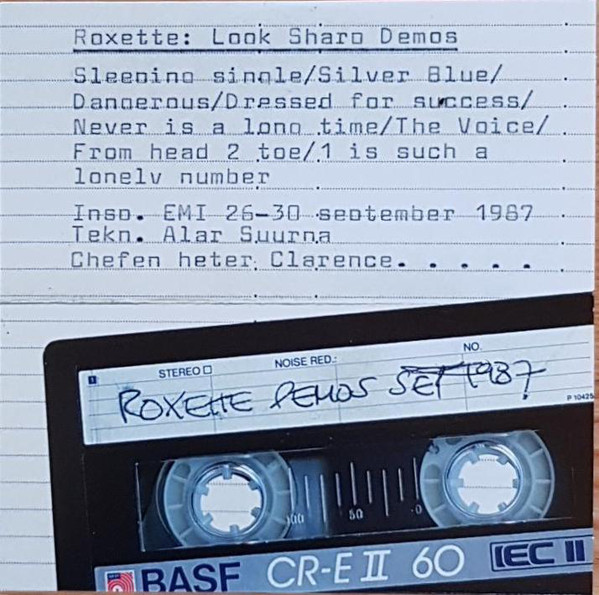 Documento con las demos de Roxette