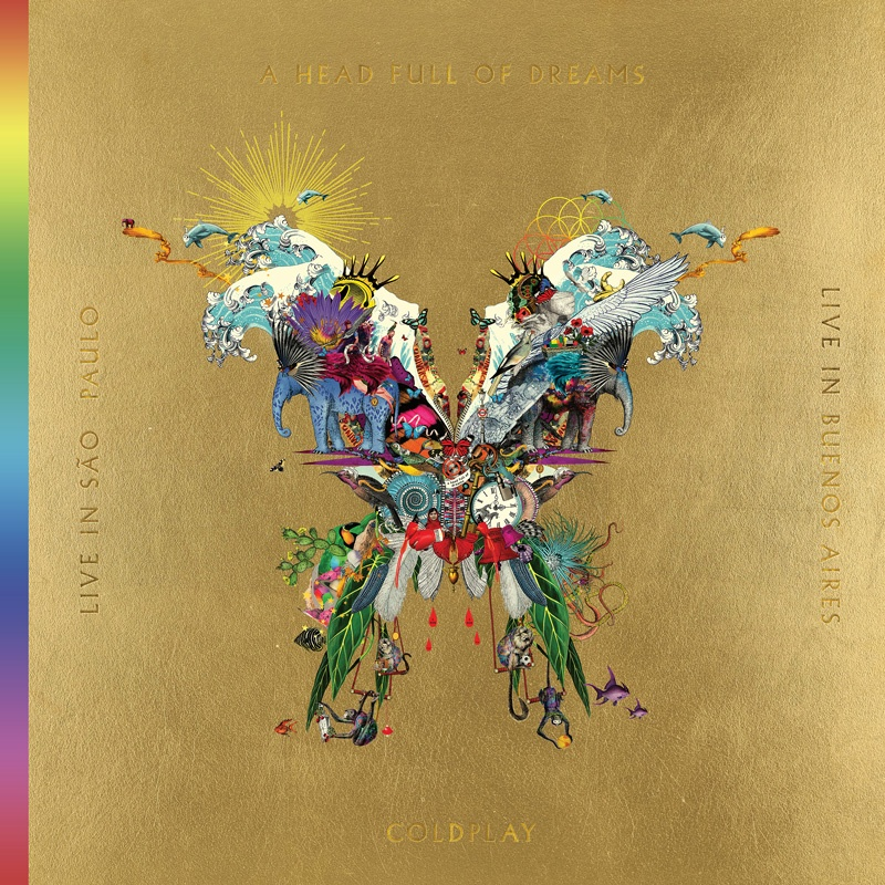 Live in Buenos Aires + Live in Sao Paulo 2017, de Coldplay
