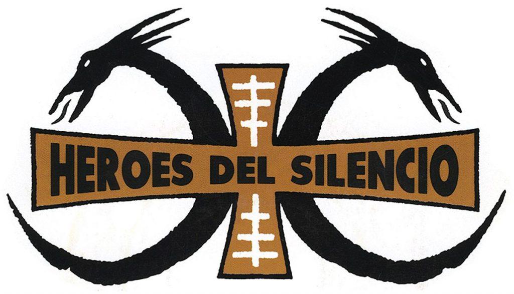 Logotipo de Héroes del Silencio