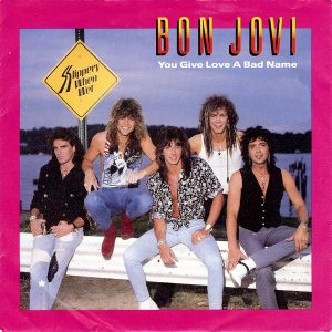 "El tema perfecto para un desamor: You give love a bad name, de Bon Jovi<span class=""wtr-time-wrap after-title""><span class=""wtr-time-number"">12</span> minutos de lectura</span>"