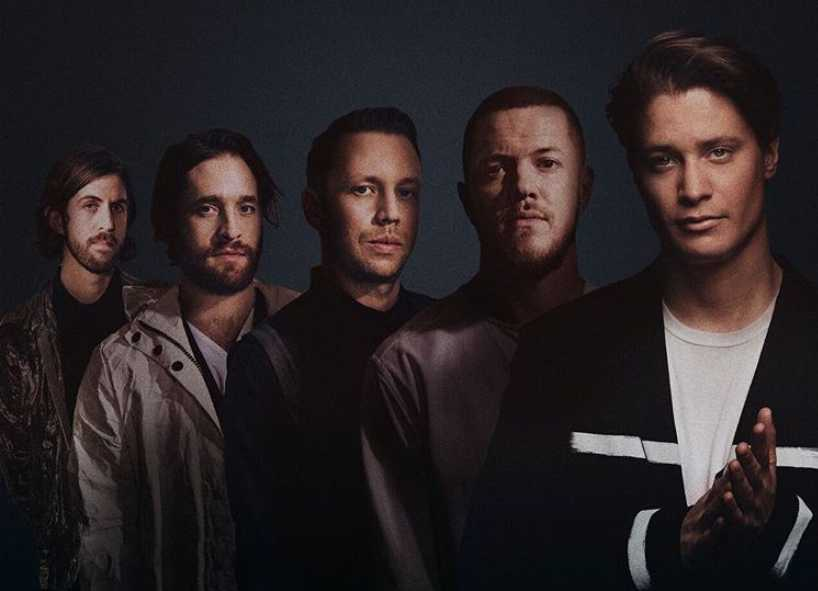 Imagine Dragons con Kygo
