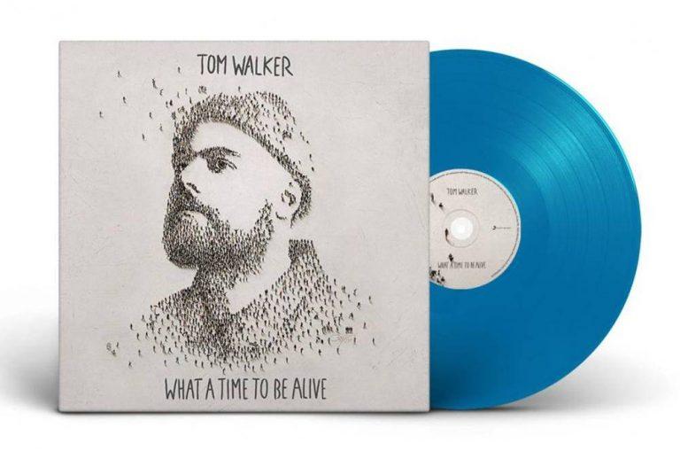 El artista revelación en Reino Unido, Tom Walker, lanza una versión extendida de su primer disco