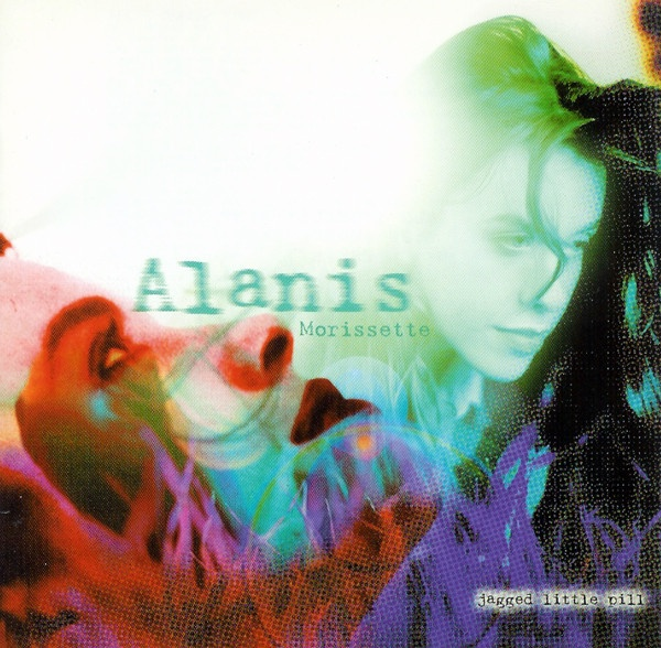 Portada de Jagged Little Pill
