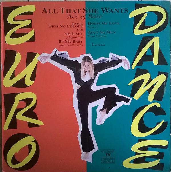 Disco Eurodance, popular en aquel momento