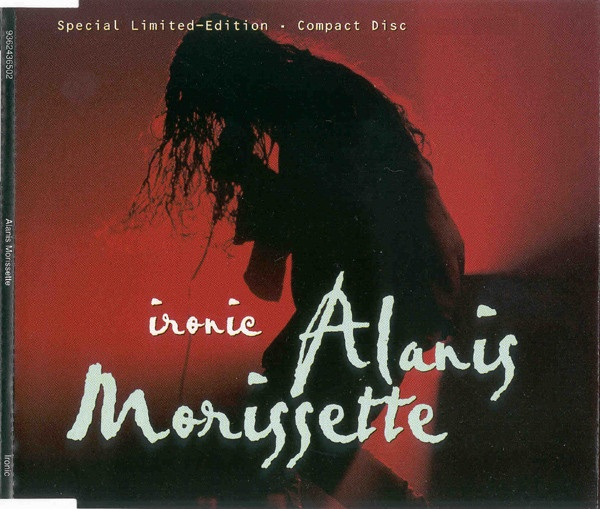 Single de Ironic, obra de Alanis Morissette