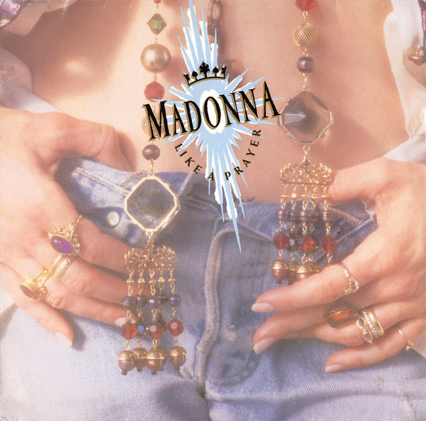Portada del disco Like a prayer