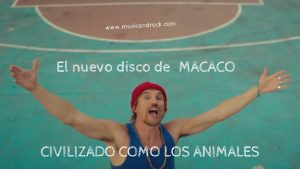 """El nuevo disco de Macaco, Civilizado como los animales: el análisis<span class=""""wtr-time-wrap after-title""""><span class=""""wtr-time-number"""">22</span> minutos de lectura</span>"""