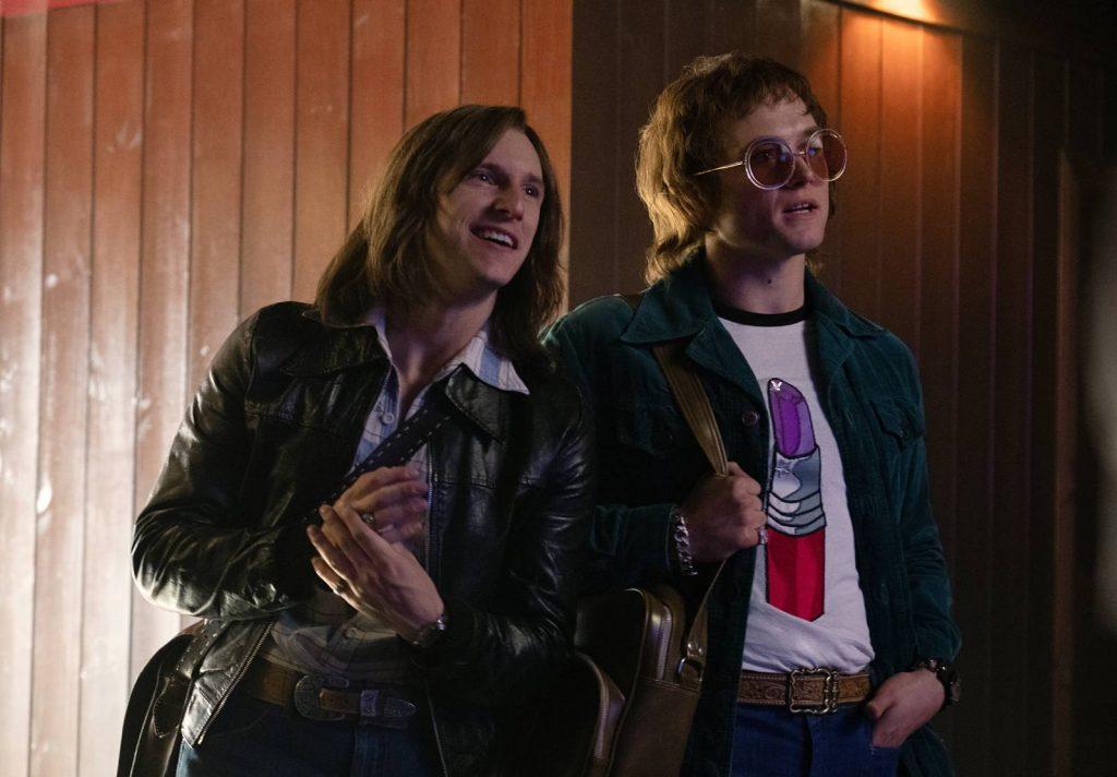 Elton John y Bernie Taupin