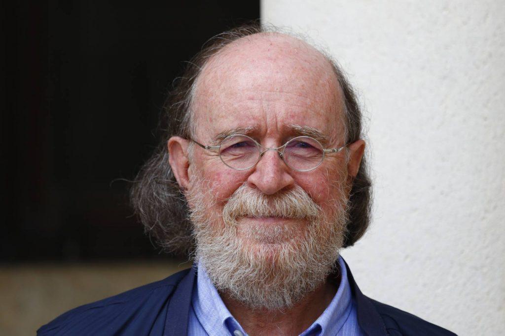 El intelectual Joaquín Díaz