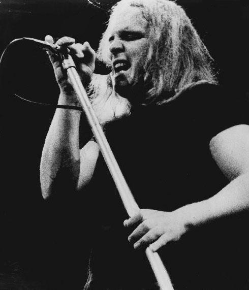 Ronnie Van Zant, en 1975