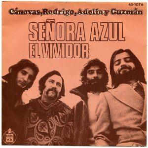 """45 años de Señora azul, obra maestra del pop en español<span class=""""wtr-time-wrap block after-title""""><span class=""""wtr-time-number"""">7</span> minutos de lectura</span>"""