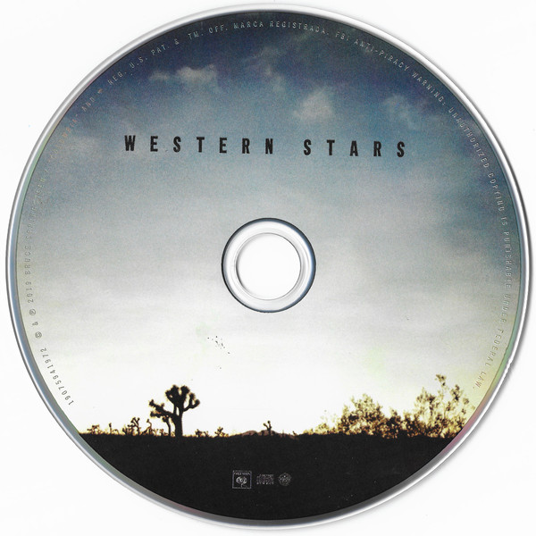 Disco de Western Stars