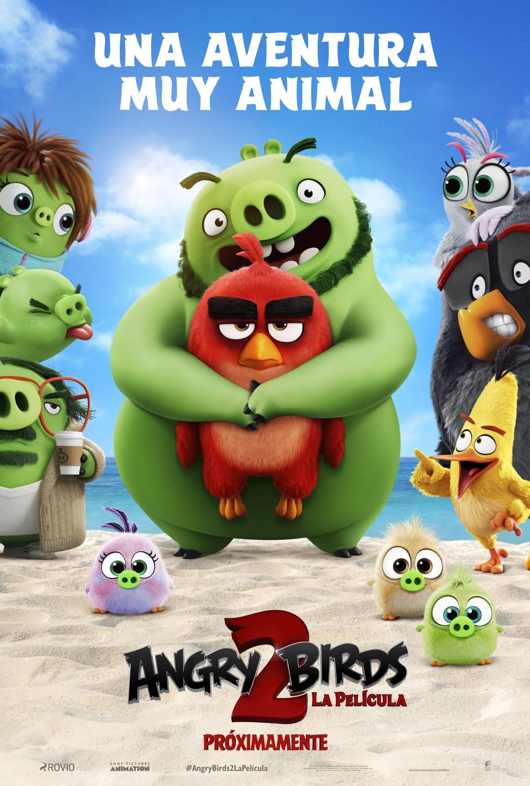 Best day de Kesha, anticipo de la banda sonora de Angry Birds 2