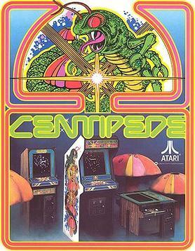 Centipede, de Atari