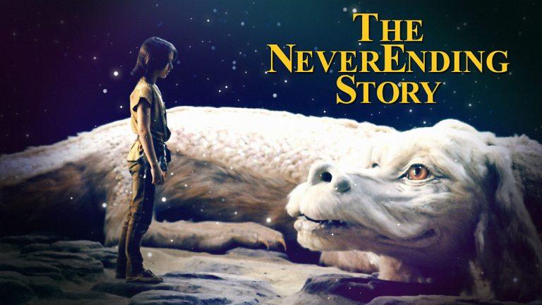 Stranger Things reaviva el éxito de los 80 Never ending story