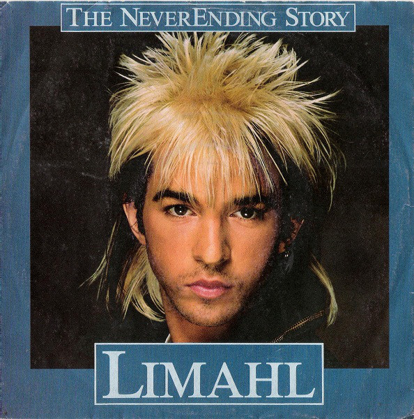 Single de Limahl Never ending story