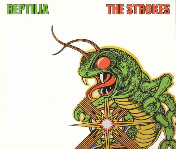 Reptilia de The Strokes, uno de los himnos perdurables del inicio de siglo