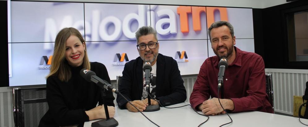 Despiértame Juanma. Imagen de Melodía FM