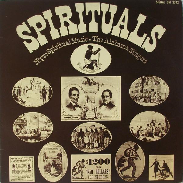 Disco de espirituales negros