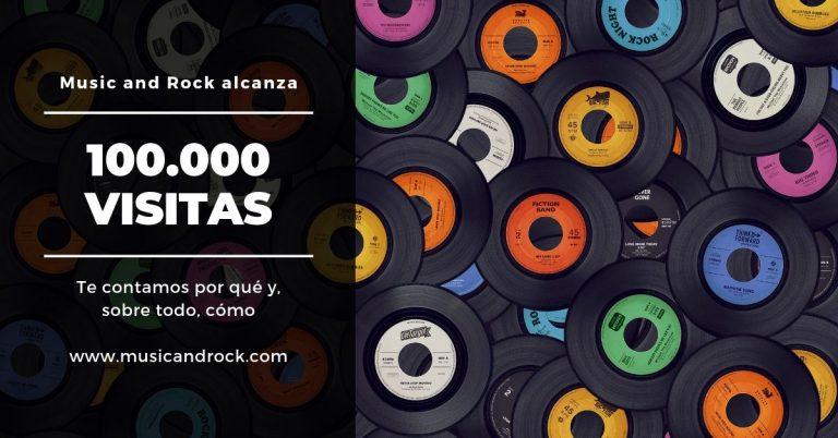 Finalista de los Premios 20Blogs y Cien mil visitas. La semana fantástica de Music and Rock