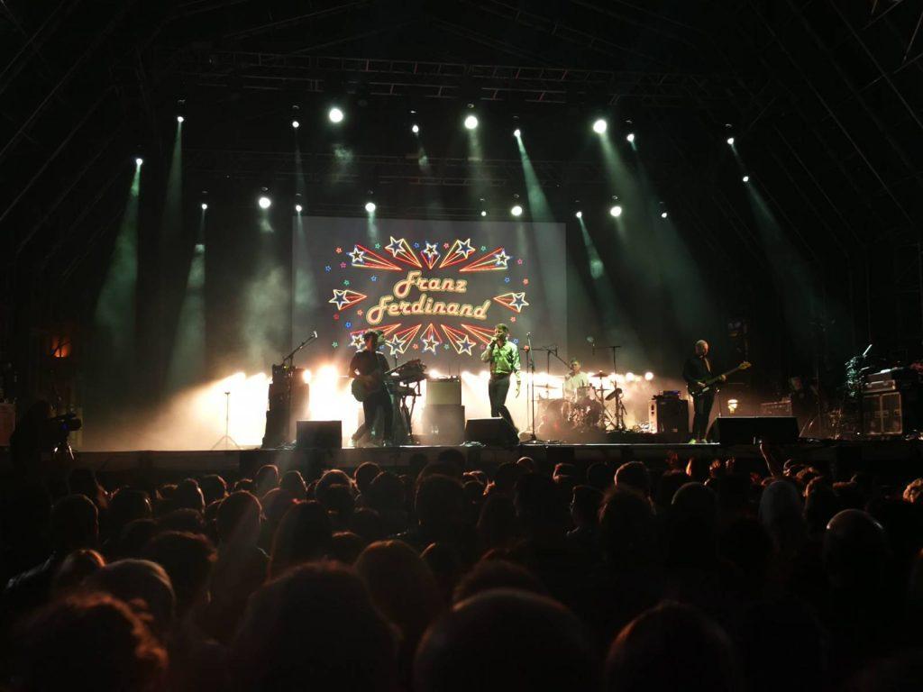 Crónica del concierto de Franz Ferdinand en Valladolid 2019 - Paseo