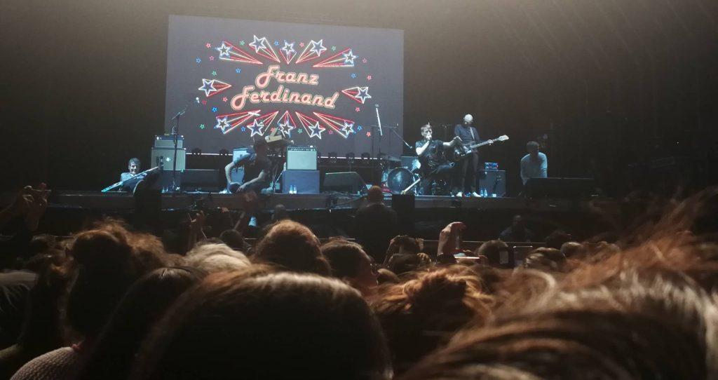 Crónica del concierto de Franz Ferdinand en Valladolid 2019 - Todo el mundo al suelo