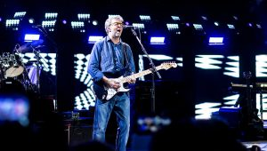 Eric Clapton: La música que salvó al genio